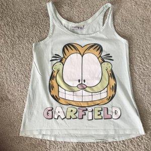 Pyjama Oberteil Garfield Primark Größe S