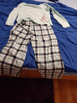 Pyjama Schlaf Anzug