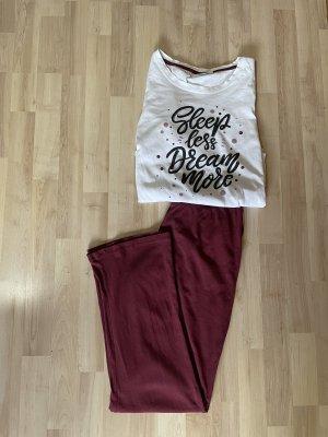 Pyjama Set langärmelig