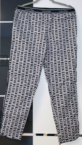 Calvin Klein Pyjama noir-blanc