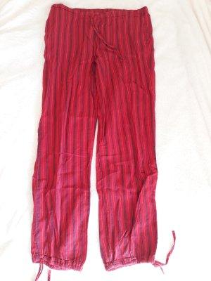 Pyjama dark red