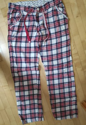 pyjamahose karomuster