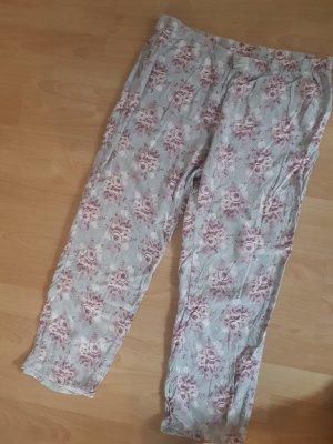 Pyjamahose mit Blümchen von H&M