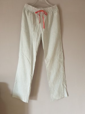 body essentials by tchibo Pijama blanco-gris claro Algodón
