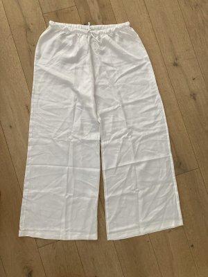 Armani Piżama w kolorze białej wełny Jedwab