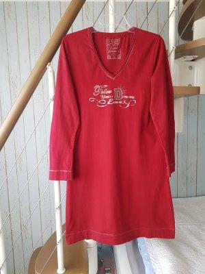 Pyjamakleid in rot von Esprit.