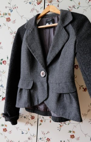 Tweed Blazer multicolored wool