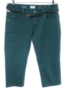 Q/S 3/4 Jeans grün Casual-Look
