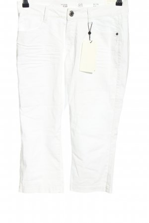 Q/S 3/4 Jeans weiß Casual-Look