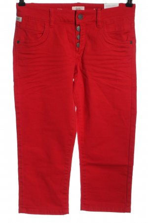 Q/S 3/4 Length Jeans red casual look