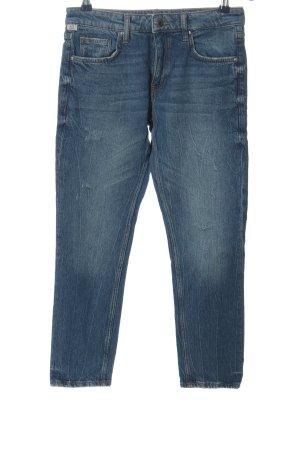 Q/S 7/8 Jeans blau Casual-Look