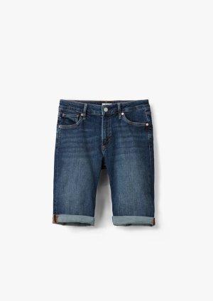 Q/S by s.Oliver, Damen, Slim Fit: Jeans-Bermuda, Blaz, Gr.: 40