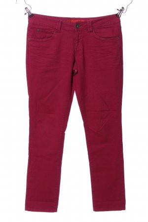 Q&S by S.Oliver Straight-Leg Jeans pink Casual-Look