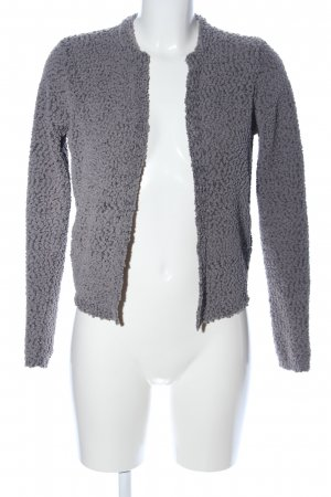 Q/S Cardigan hellgrau Casual-Look