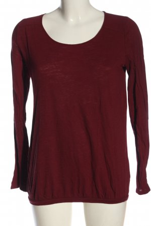 Q/S Feinstrickpullover rot Casual-Look