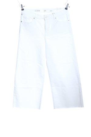 Q/S High Waist Jeans weiß Casual-Look