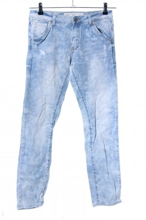 Q/S Low Rise jeans blauw casual uitstraling