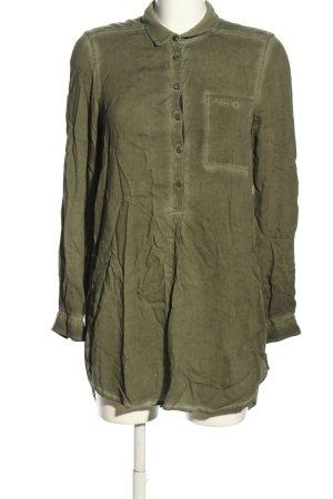 Q/S Long-Bluse khaki Casual-Look