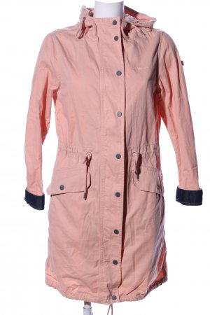 Q/S Parka nude casual uitstraling