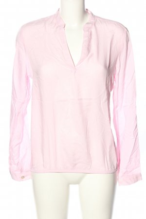 Q/S Schlupf-Bluse pink Casual-Look