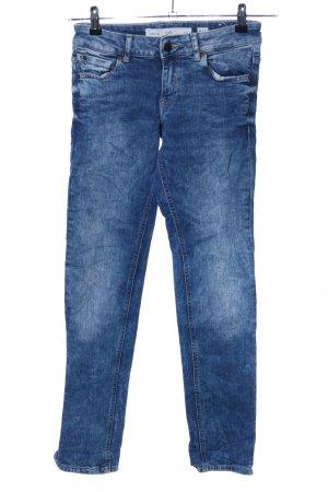 Q/S Skinny Jeans blau Casual-Look