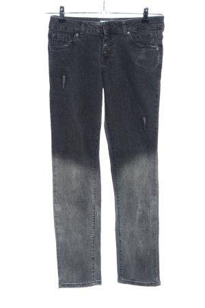 Q/S Slim Jeans hellgrau Casual-Look