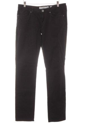 Q/S Slim Jeans schwarz Casual-Look