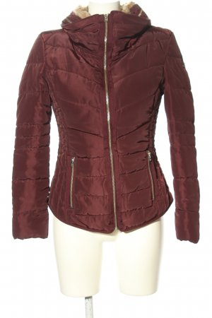 Q/S Steppjacke pink Steppmuster Casual-Look