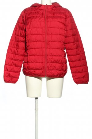 Q/S Steppjacke rot Steppmuster Casual-Look