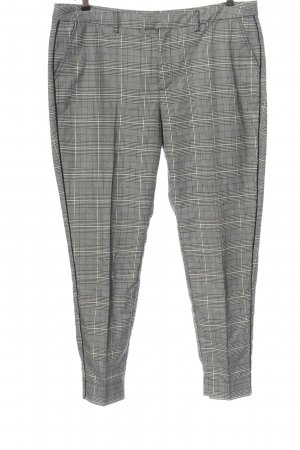 Q/S Stoffhose Karomuster Casual-Look