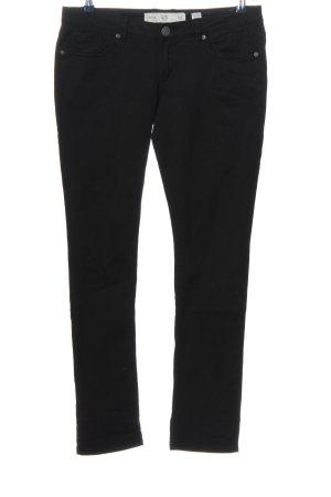 Q/S Straight-Leg Jeans schwarz Casual-Look
