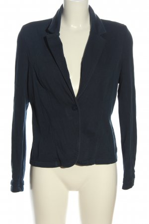 Q/S Knitted Blazer light grey casual look