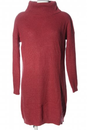 Q/S Strickkleid rot Casual-Look