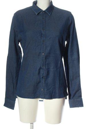 Q1 Denim Shirt blue casual look