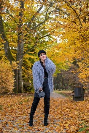 QED London Boho Jacke Gr. M / L grau Haarig Jäckchen Cardigan Blogger Fashion