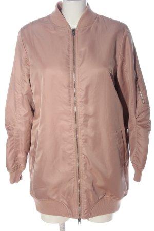 QED London Bomberjacke pink Casual-Look