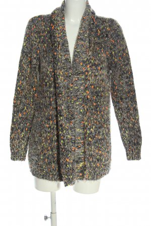 QED London Cardigan Allover-Druck Casual-Look