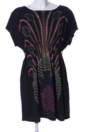 QED London Jerseykleid Blumenmuster Casual-Look