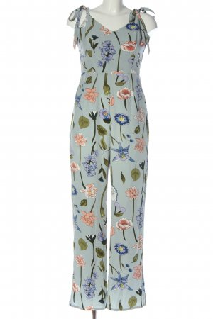 QED London Jumpsuit Allover-Druck Casual-Look