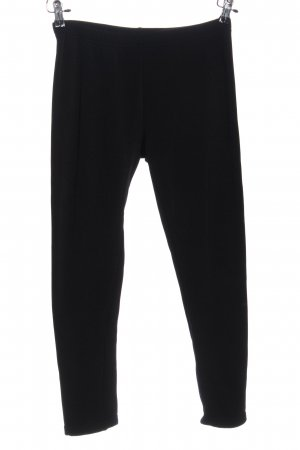 QED London Leggings schwarz Casual-Look