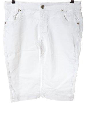 Qiero Capris white casual look