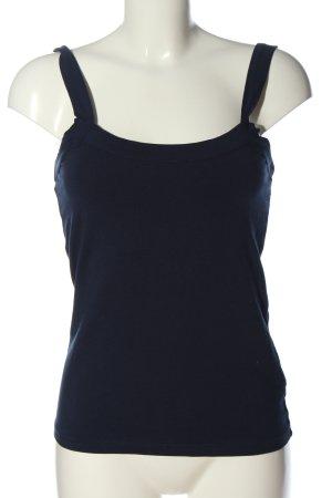 Qiero Basic Top blue casual look