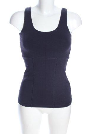 Qiero Basic Top blau Casual-Look