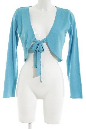 Qiero Bolero blau Casual-Look