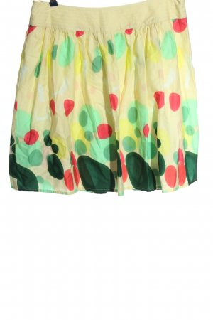 Qiero Flared Skirt allover print casual look
