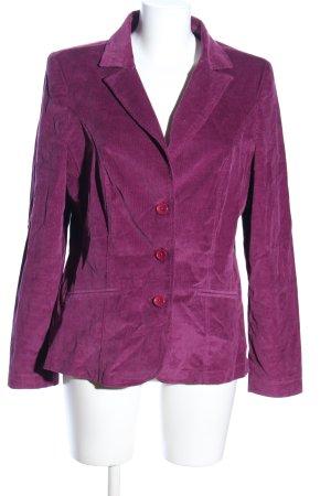 Qiero Kurz-Blazer pink Casual-Look