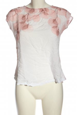 Qiero  bianco-rosa stile casual