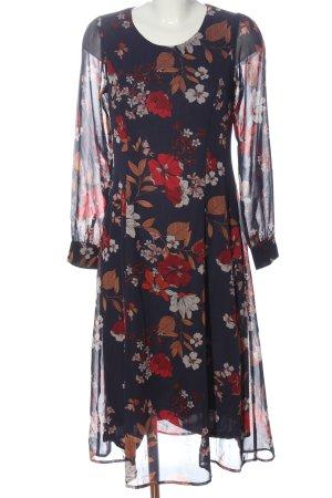 Qiero Midi Dress allover print casual look