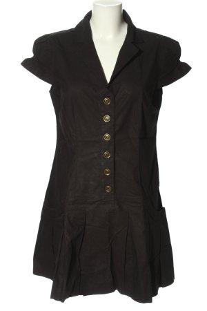Qiero Minikleid schwarz Casual-Look