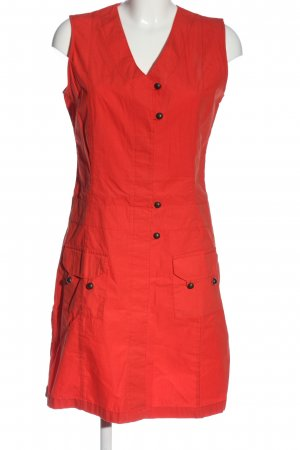 Qiero Mini Dress red casual look